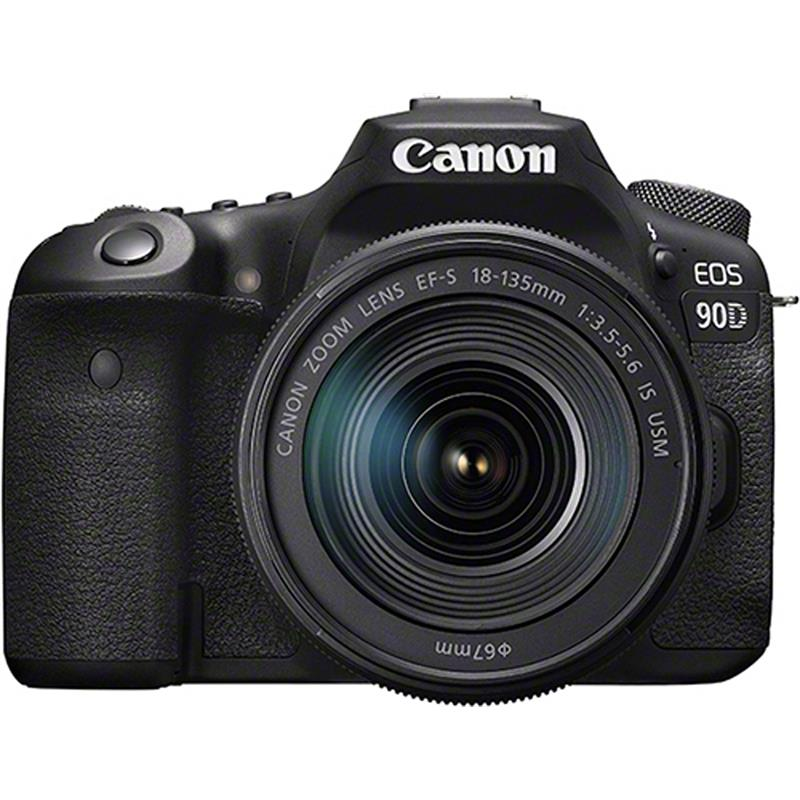 Canon EOS 90D + 18-135mm EF-S Image 1