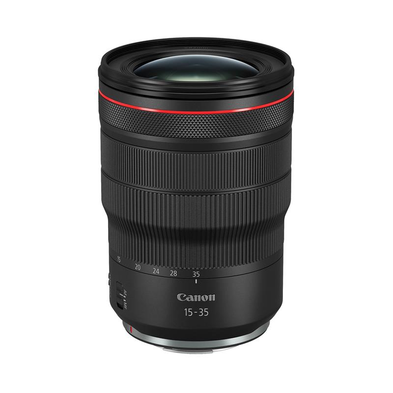 Canon 15-35mm F2.8 RF L IS USM - Voucher Code CAN10 Thumbnail Image 2