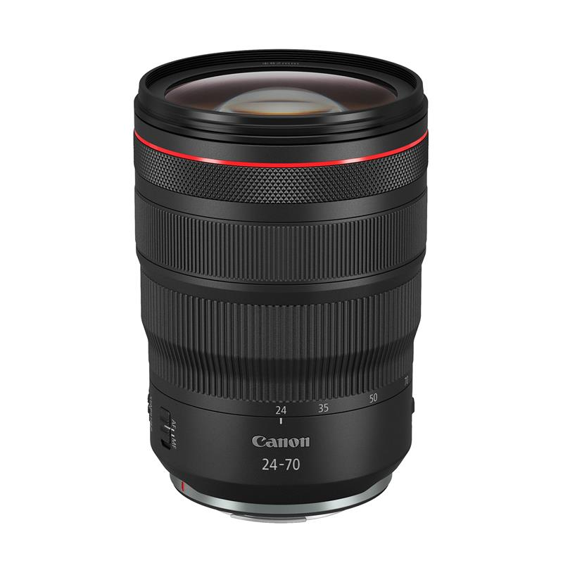 Canon 24-70mm F2.8 RF L IS USM Thumbnail Image 1
