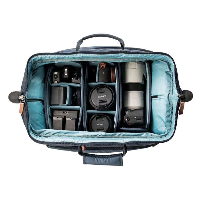 Shimoda Explore Carry-On Roller - Blue Nights Thumbnail Image 1