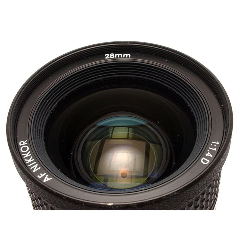 Nikon 28mm F1.4 AFD Thumbnail Image 1