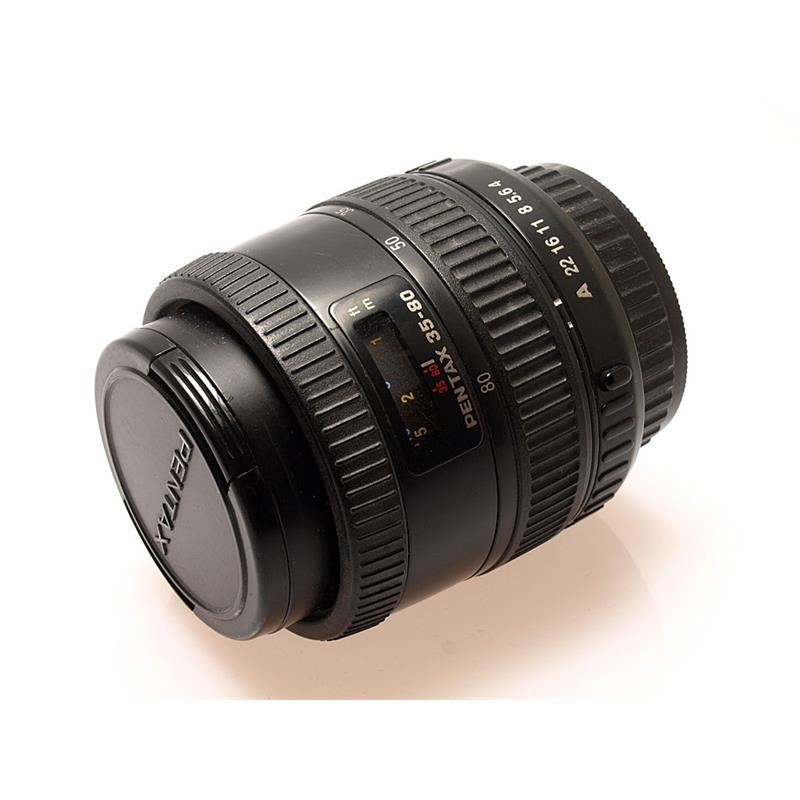 Pentax 35-80mm F4-5.6 SMC A Thumbnail Image 0