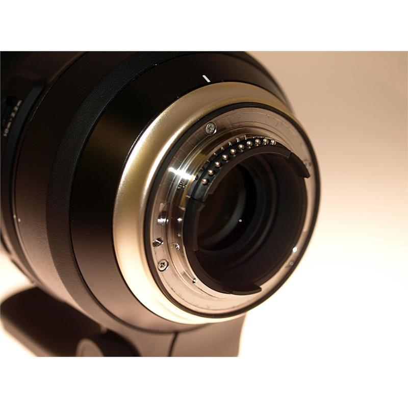 Tamron 150-600mm F5-6.3 SP Di VC USD G2 - Nikon Thumbnail Image 2