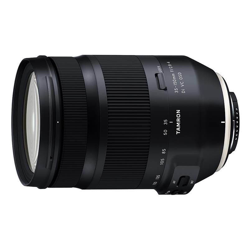 Tamron 35-150mm F2.8-4 Di VC OSD - Nikon AF Thumbnail Image 0