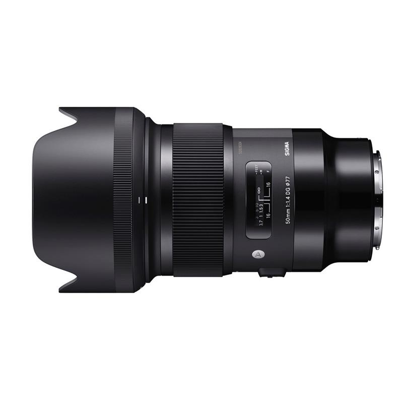 Sigma 50mm F1.4 DG HSM Art - L Mount Image 1