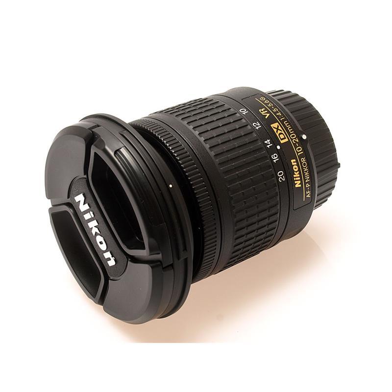 Nikon 10-20mm F4.5-5.6 G AF-P DX VR Thumbnail Image 0