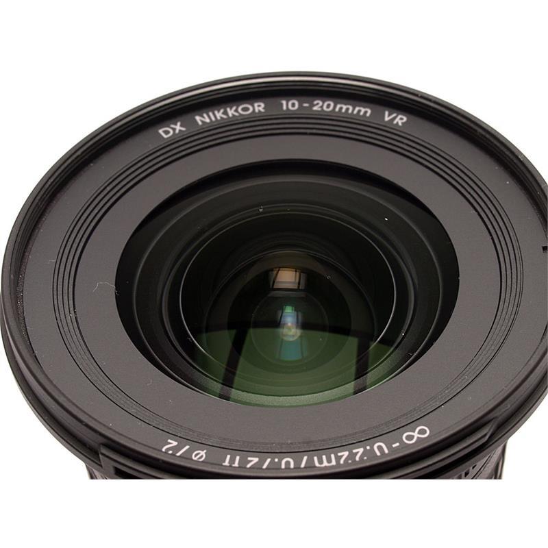 Nikon 10-20mm F4.5-5.6 G AF-P DX VR Thumbnail Image 1