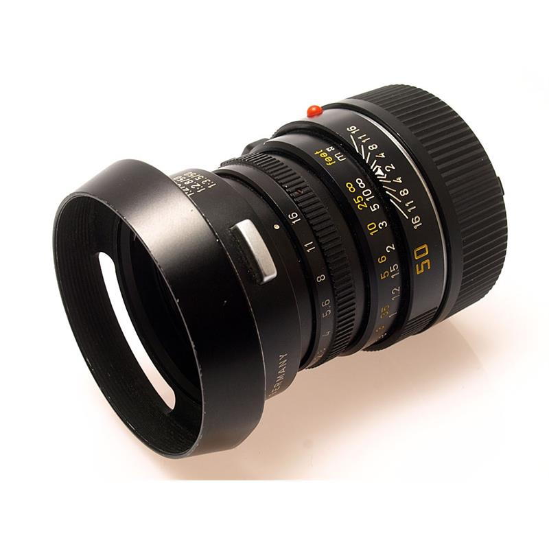 Leica 50mm F2 M Black Thumbnail Image 0