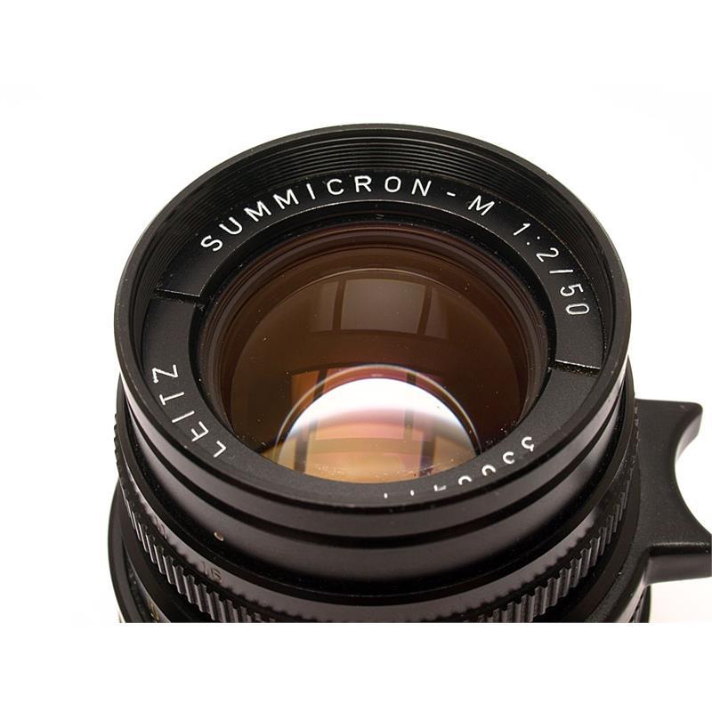 Leica 50mm F2 M Black Thumbnail Image 1