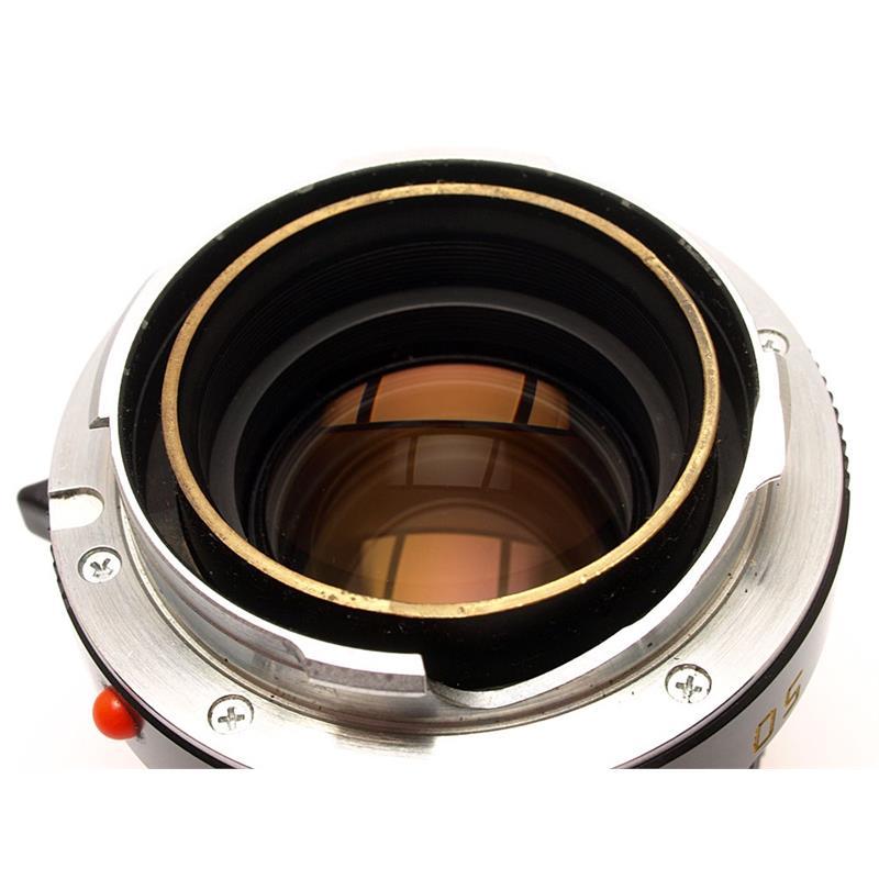 Leica 50mm F2 M Black Thumbnail Image 2
