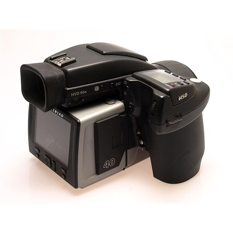 Hasselblad H5D Complete with 40MP Digital Back Thumbnail Image 1
