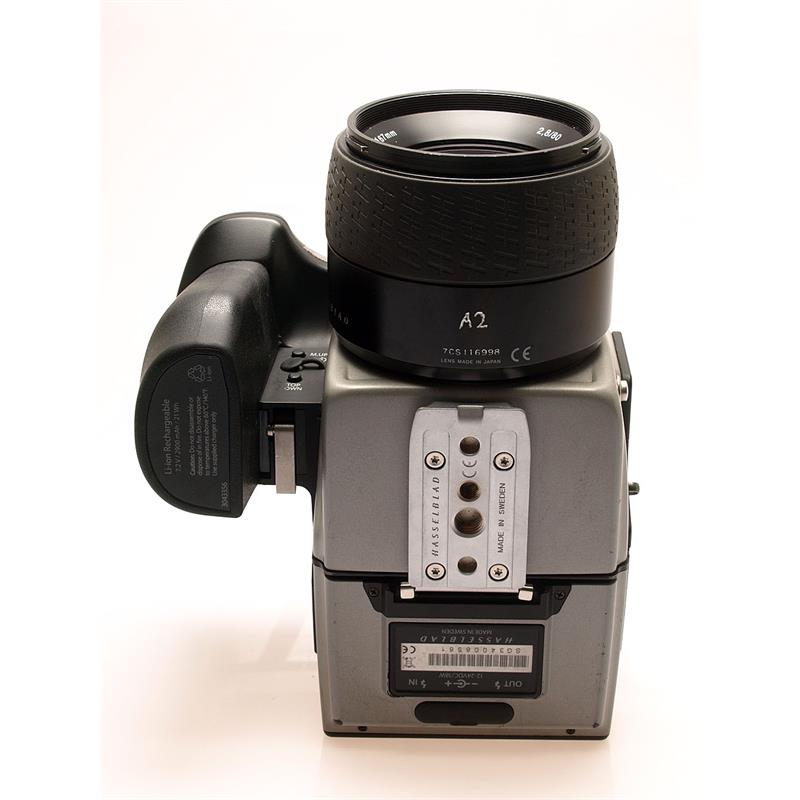 Hasselblad H5D Complete with 40MP Digital Back Thumbnail Image 2