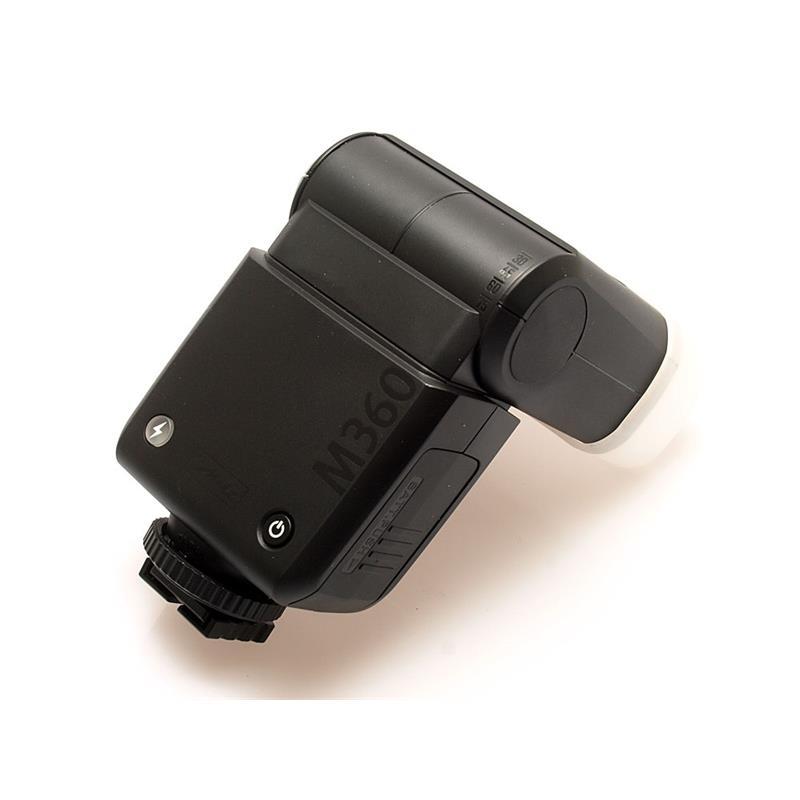 Metz M360 Flashgun - Nikon AF Thumbnail Image 1