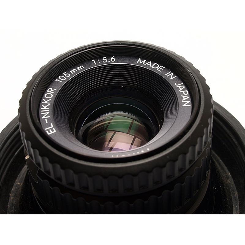 Nikon 105mm F5.6 EL Nikkor Thumbnail Image 1
