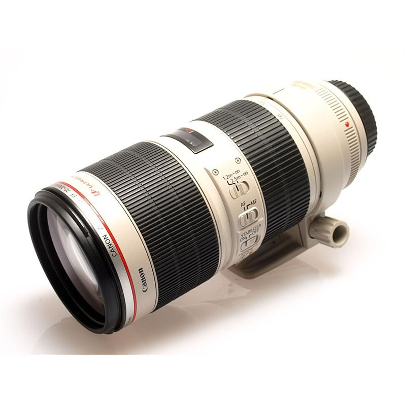 Canon 70-200mm F2.8 L IS USM II Thumbnail Image 0