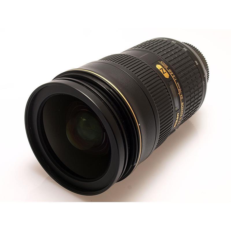 Nikon 24-70mm F2.8 G AFS ED Thumbnail Image 0