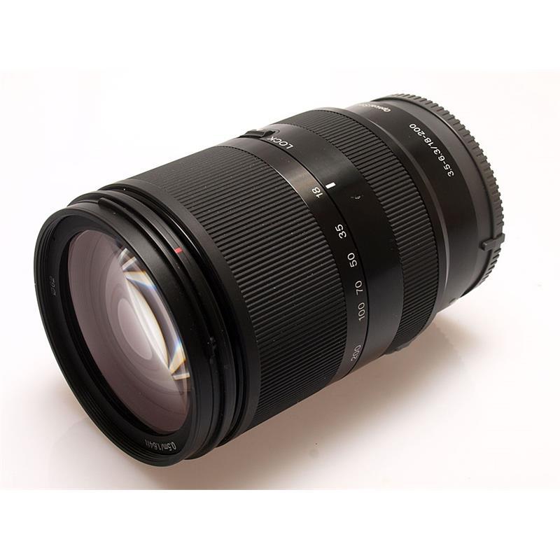 Sony 18-200mm F3.5-6.3 OSS LE Thumbnail Image 0