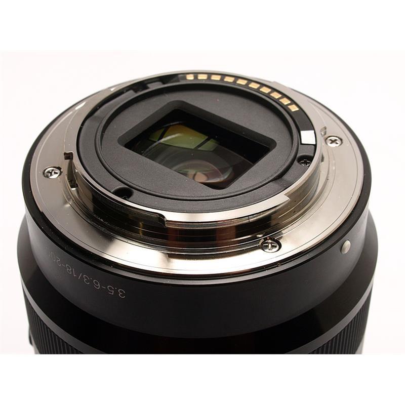 Sony 18-200mm F3.5-6.3 OSS LE Thumbnail Image 2