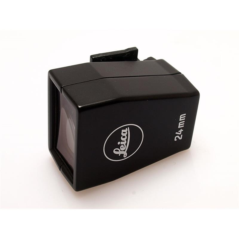 Leica 24mm Black Viewfinder Image 1