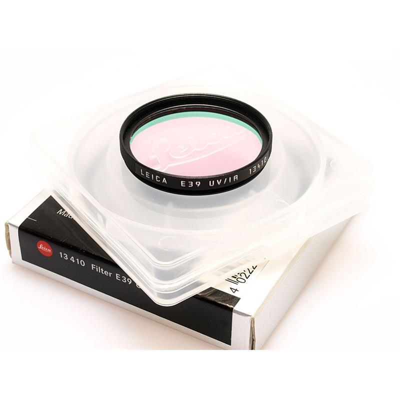 Leica E39 UV/IR - Black Image 1