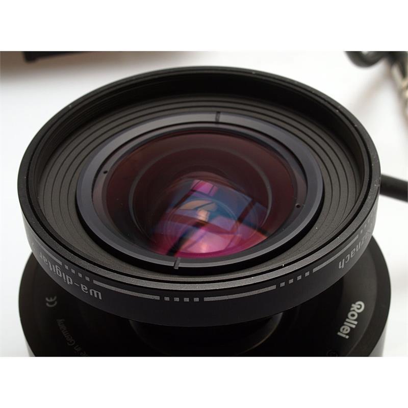 Schneider 28mm F2.8 WA Digitar + Rollei Control S Thumbnail Image 1