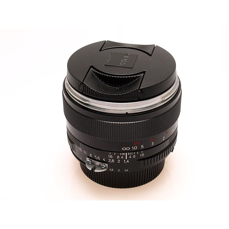Zeiss 50mm F1.4 ZF Thumbnail Image 0