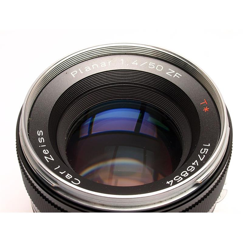 Zeiss 50mm F1.4 ZF Thumbnail Image 1