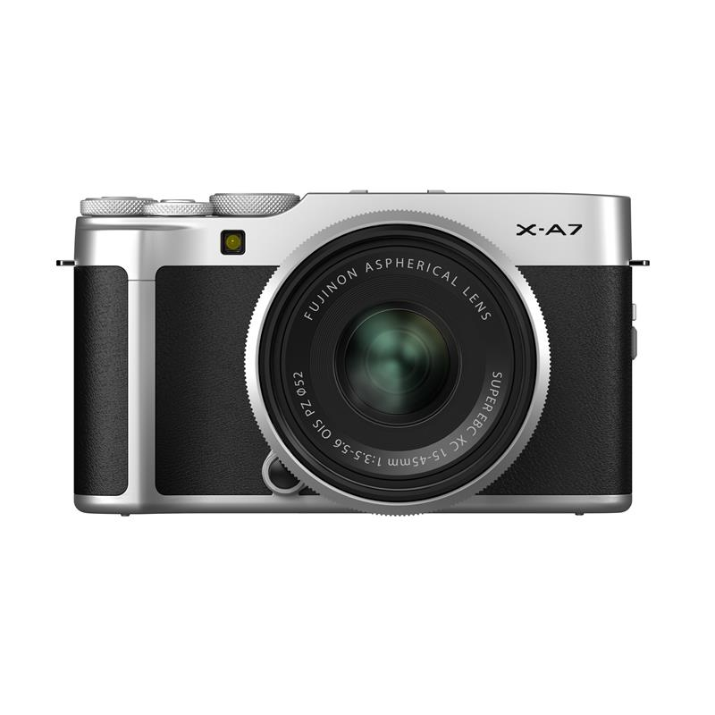 Fujifilm X-A7 Body + 15-45mm Thumbnail Image 0