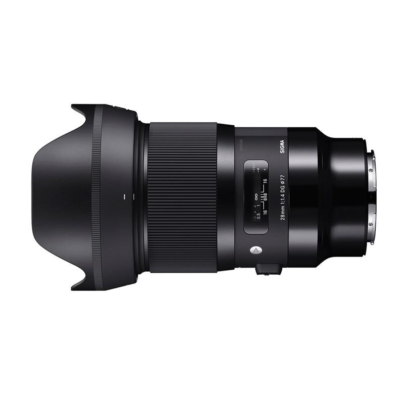 Sigma 28mm F1.4 DG HSM Art - L Mount Image 1