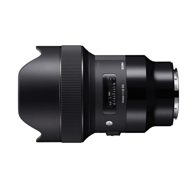 Sigma 14mm F1.8 DG HSM Art - L Mount Image 1