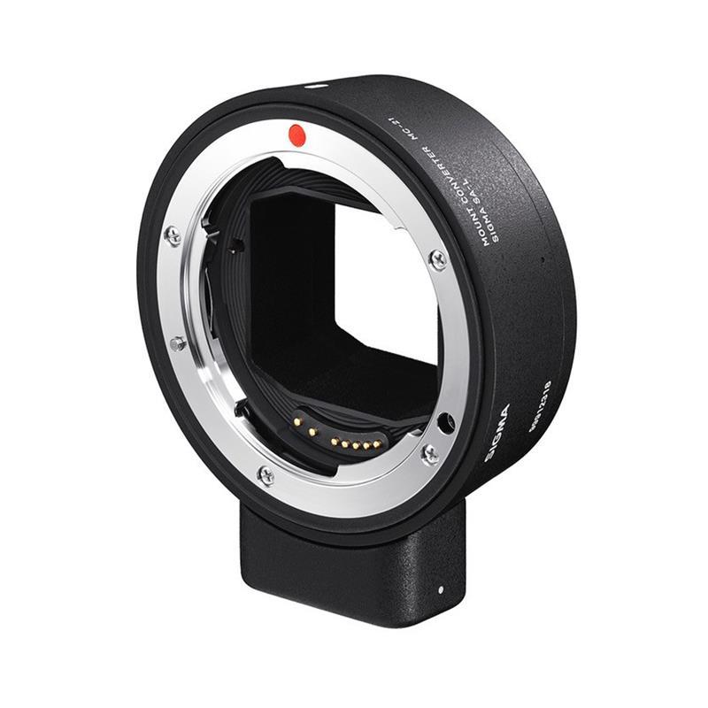Sigma MC-21 Mount Converter - Canon EOS Thumbnail Image 2