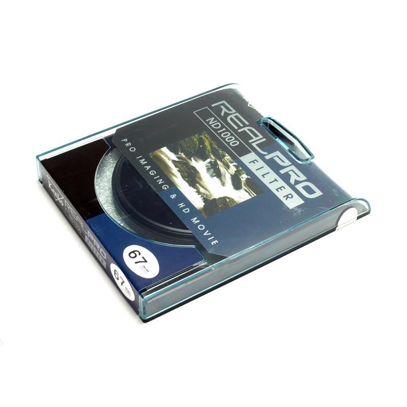 Kenko 67mm Real Pro MC ND1000 Thumbnail Image 1