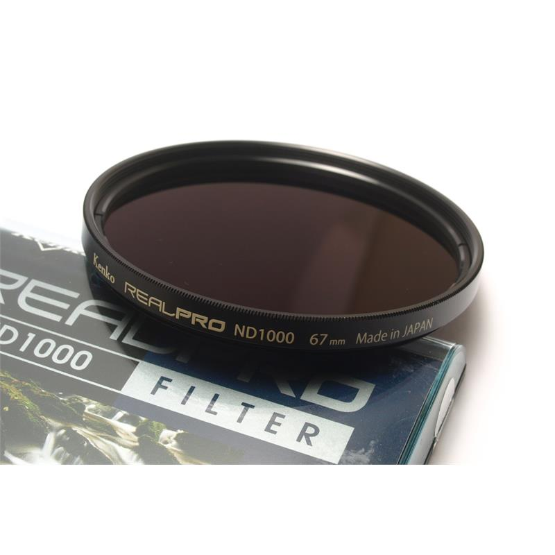 Kenko 67mm Real Pro MC ND1000 Thumbnail Image 0