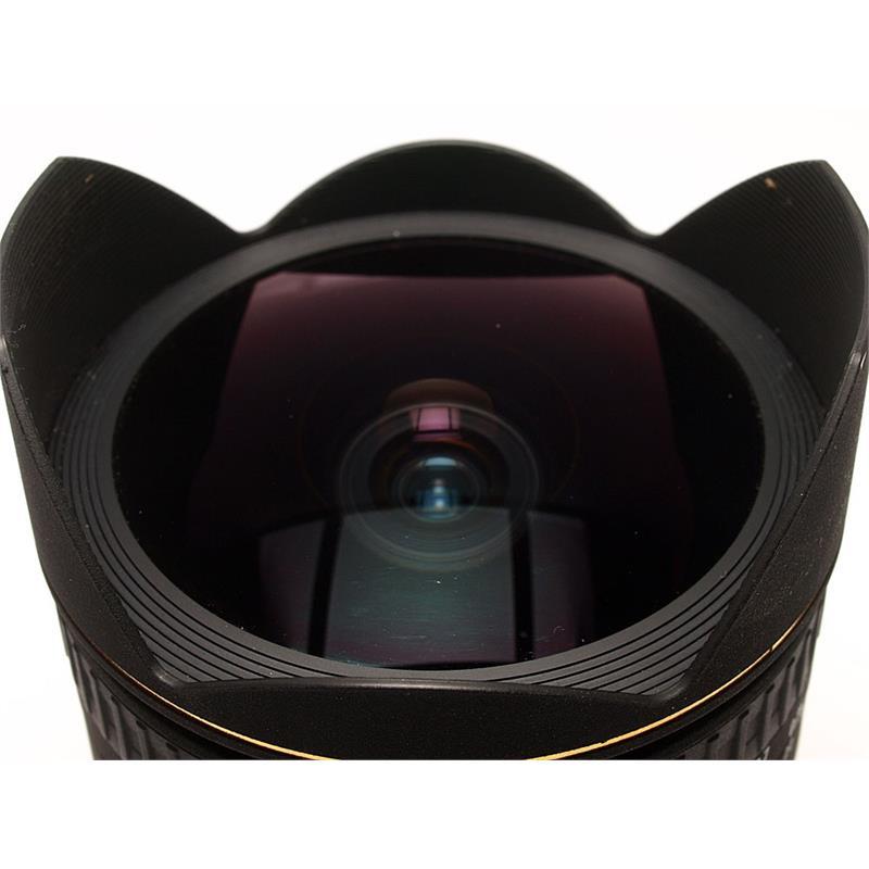 Sigma 15mm F2.8 EX DG Fisheye - Canon EOS Thumbnail Image 1