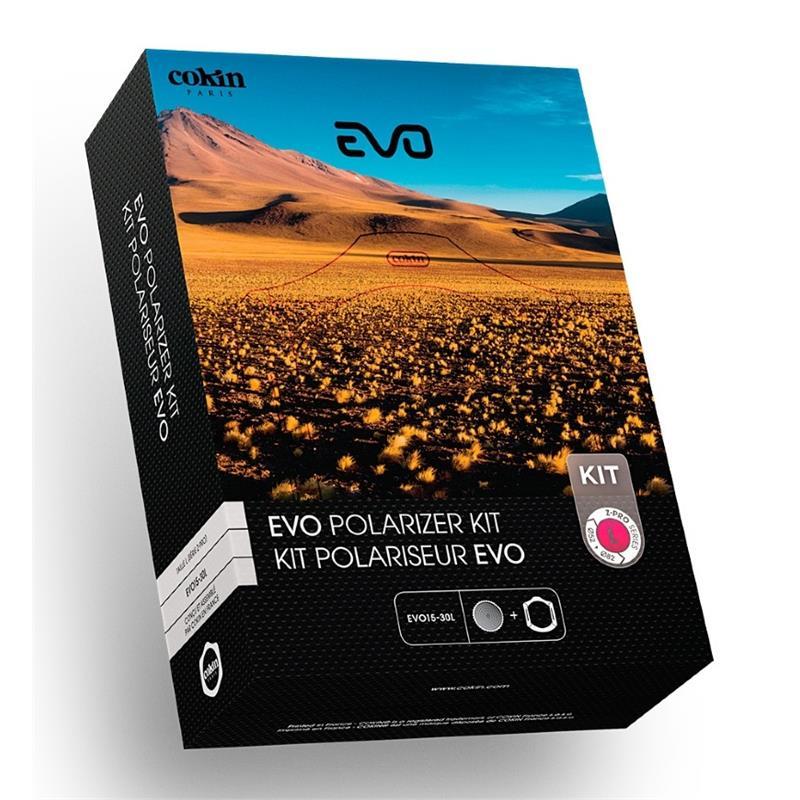 Cokin EVO Polariser Kit with EVO Filter Holder - Z Pro Series (L) Thumbnail Image 0
