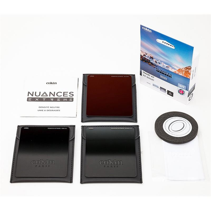Cokin Nuances Extreme Smart Kit - Z Pro Series (L) Thumbnail Image 1