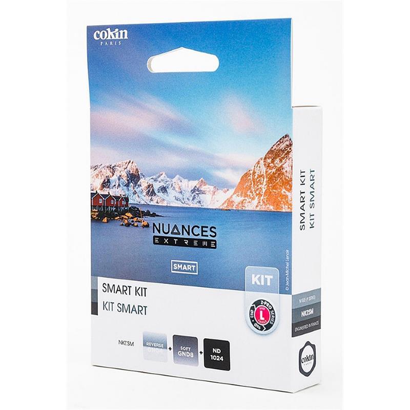 Cokin Nuances Extreme Smart Kit - Z Pro Series (L) Thumbnail Image 0