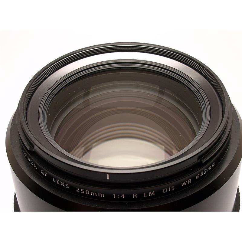 Fujifilm 250mm F4 R LM OIS WR GF - GFX Series Thumbnail Image 1