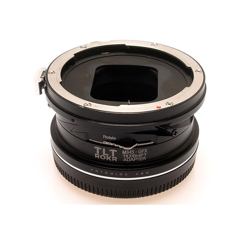 Fotodiox Mamiya 645 - Fujifilm GFX Tilt/Shift Ada Image 1