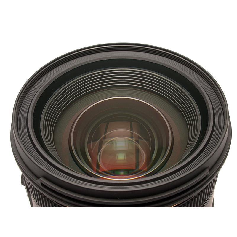 Sigma 24-70mm F2.8 IF EX DG HSM - Canon EOS Thumbnail Image 1