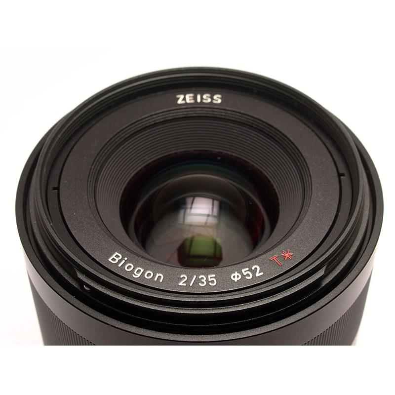 Zeiss 35mm F2 Loxia - Sony E Thumbnail Image 1