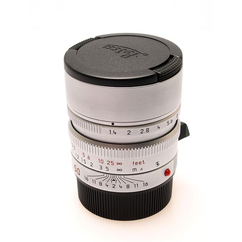 Leica 50mm F1.4 Asph M Chrome 6bit Thumbnail Image 0
