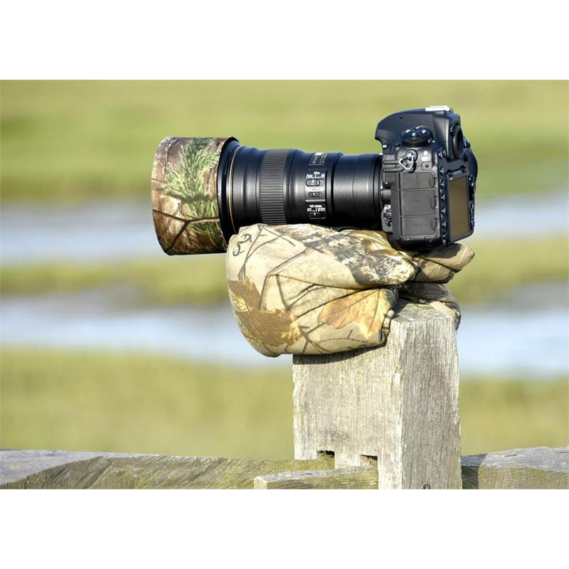 Wildlife Watching Supplies Small Double Bean Bag - Realtree Xtra Thumbnail Image 2
