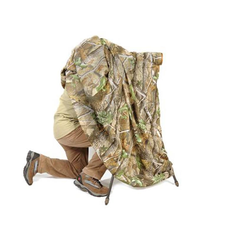 Wildlife Watching Supplies Lightweight Throw Over Hide - Hardwood G Thumbnail Image 0