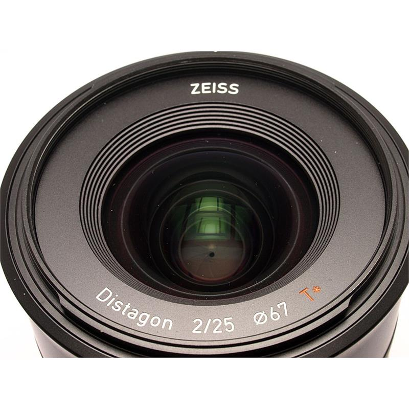 Zeiss 25mm F2 Batis Distagon T* - Sony E Thumbnail Image 1
