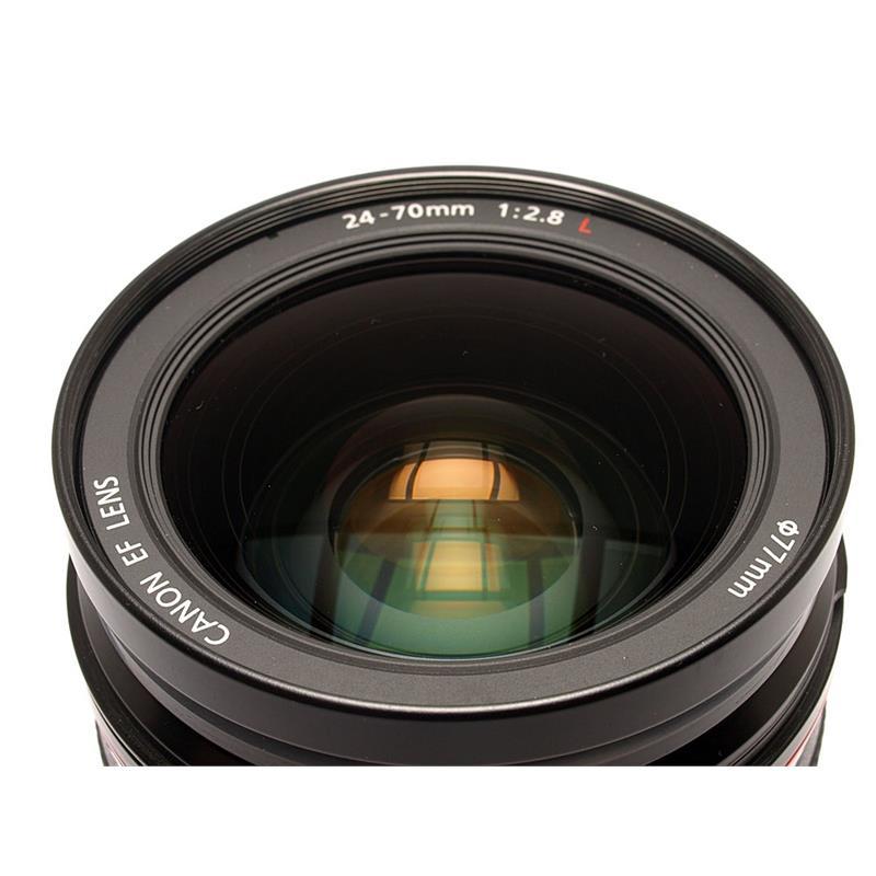 Canon 24-70mm F2.8 L USM Thumbnail Image 1