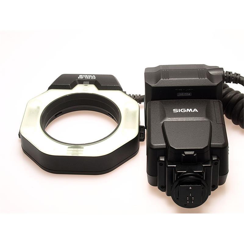 Sigma EM-140DG Macroflash - Canon EOS Thumbnail Image 0
