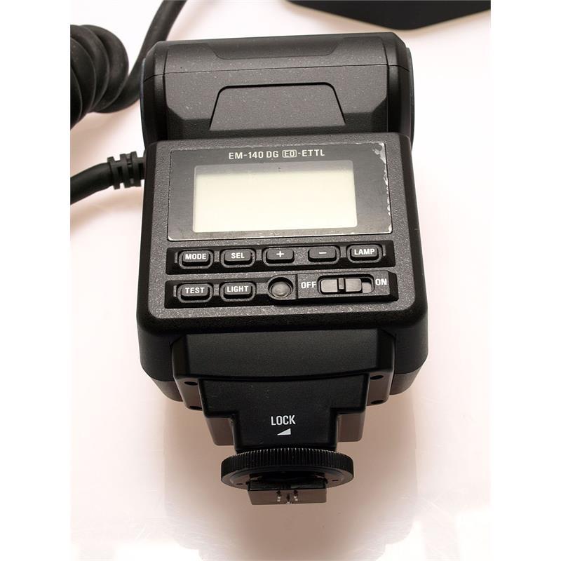 Sigma EM-140DG Macroflash - Canon EOS Thumbnail Image 1