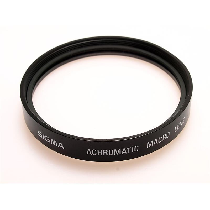 Sigma 58mm Achromatic Macro Lens Image 1