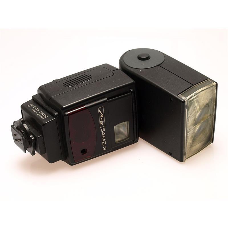 Metz 54MZ3 Flash - Nikon Thumbnail Image 0